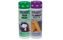 Vaude Nikwax Tech Wash + TX Direct 2x300ml
